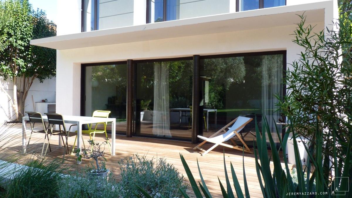 baie-renovation-facade-bandeau-architecte-maison-contemporaine-marseille-azzaro