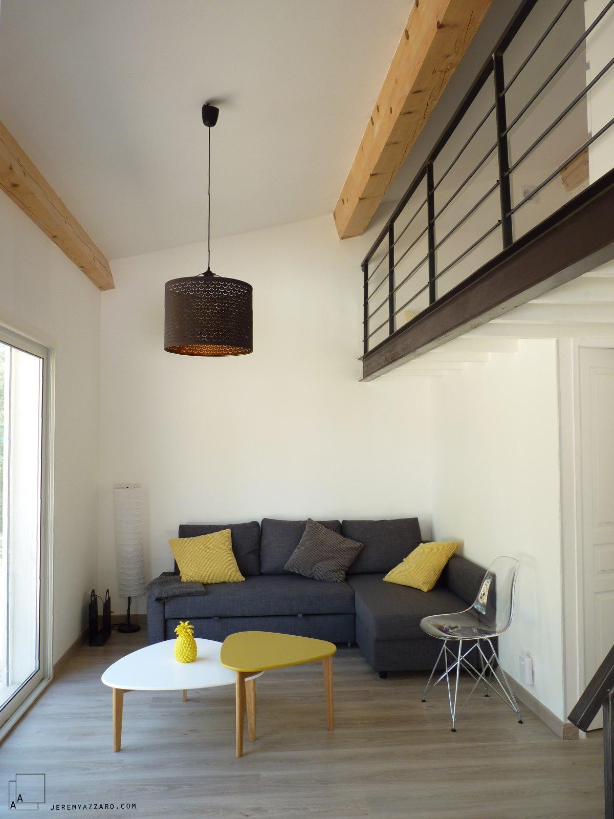 chambre-mezzanine-dependance-pavillon-acier-bois-azzaro-architecte