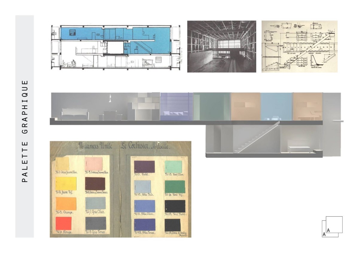 duplex-corbusier-maquette-references-transformation-jeremy-azzaro-architecte