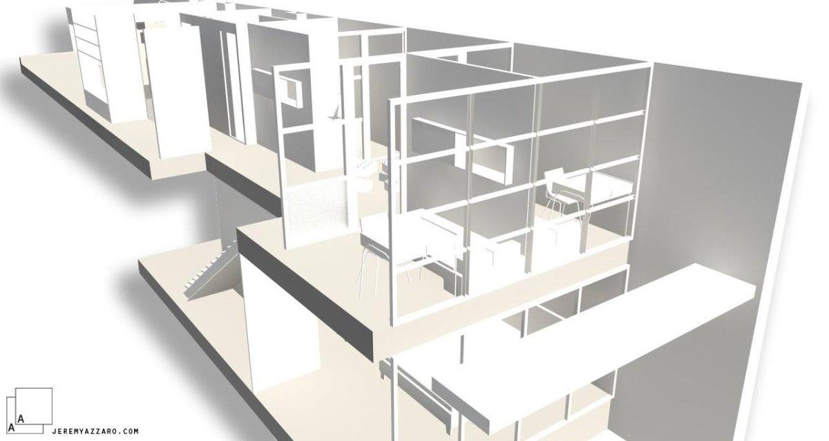 duplex-corbusier-marseille-maquette-transformation-jeremy-azzaro-architecte.