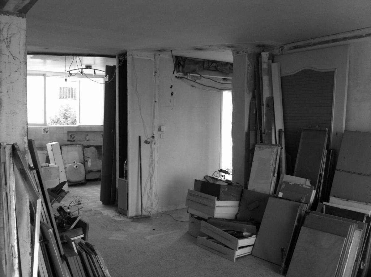 renovation-reamenagemen-appartement-marseille-chantier-sejour-jeremy-azzaro-architecte