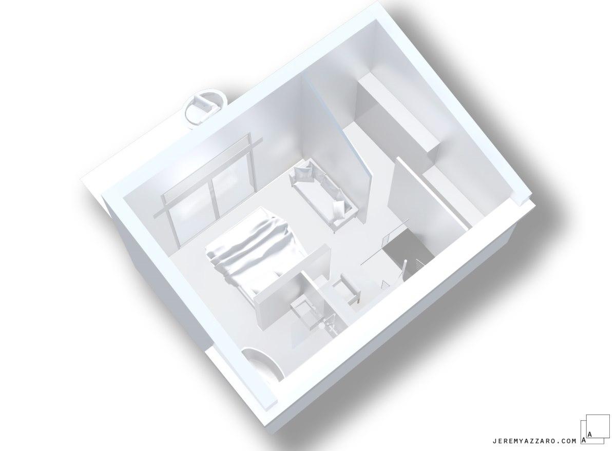 surelevation-extension-maison-maquette-jeremy-azzaro-architecte