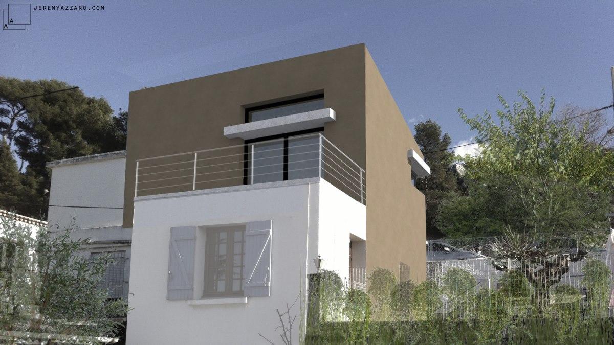 surelevation-extension-maison-suite-parentale-jeremy-azzaro-architecte