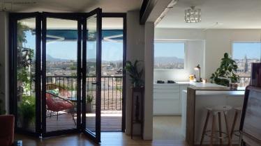 Transformation d'un appartement «la belle vue»