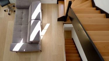 Création d'un triplex en maison de ville «de bas en haut»