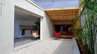 Création d'un Loft «l'Appartement Jardin»