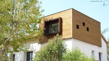 Surélévation Rénovation «la cabane sur le toit»